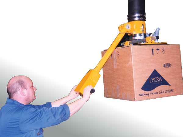 Liftmate KVT-R 50 Box Lifter - The Liftmate has a choice of