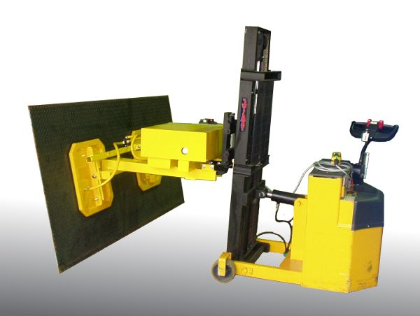 Fork Mounted Panel Lifter - Building panels and floor pattern plates 2.5m