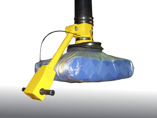Liftmate KVT-R 50 Bag Lifter - Polythene bagged rolls of heavy hand