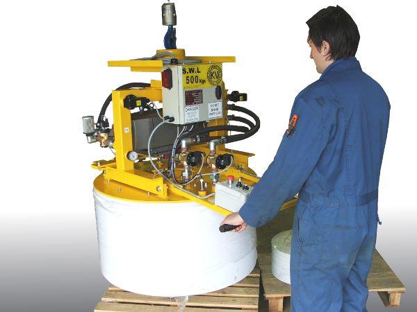 Vacuum Lifting Equipment For Coils Amp Reels